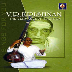 V R Krishnan - Sings For You songs