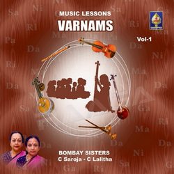 Varnams - Vol 1 songs