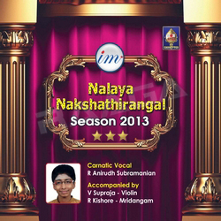 Nalaya Nakshathirangal (Season 2013) - Anirudh Subramanian songs