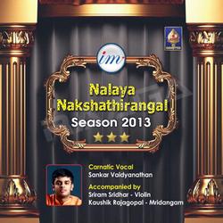 Nalaya Nakshathirangal (Season 2013) - Sankar Vaidyanathan songs