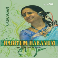 Listen to Tiruvadi Caranam songs from Hariyum Haranum - Vol 2