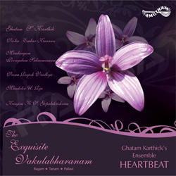 Listen to Ragam, Tanam, Pallavi - Vakulabharanam songs from Heart Beat
