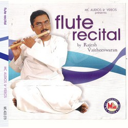 Listen to Mahaganapathim Manasa songs from Flute Recital (Ambient)
