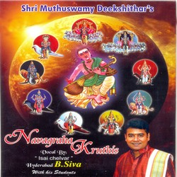 Listen to Chandram Bhaja songs from Navagraha Krithis