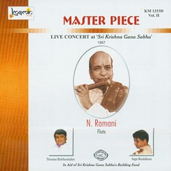 Master Piece - Vol 2 Live 1990 Trichur V. Ramachandran songs