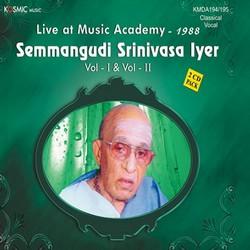 Listen to Karunasamudhra Raga Devagandhari Tala Adi songs from Music Academy - Vol 1 Live 1988