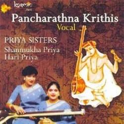 Pancharatna Krithis Shanmukha Priya Hari Priya