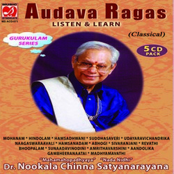 Listen to Mohanam songs from Listen - Learn Audava Ragas