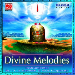 Divine Melodies Instrumental - C S Ramesh songs