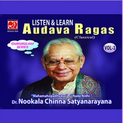 Listen And Learn Audava Ragas - Vol 3 songs