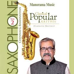 Saxophone Classical Popular Krithis songs