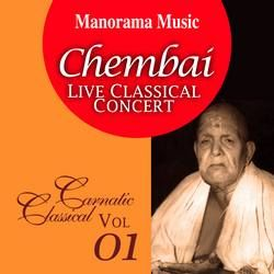 Chembai Classical - Vol 01 songs