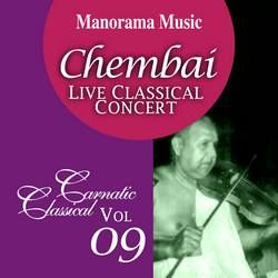 Chembai Classical - Vol 09 songs