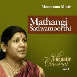 Mathangi Classical - Vol 1 songs