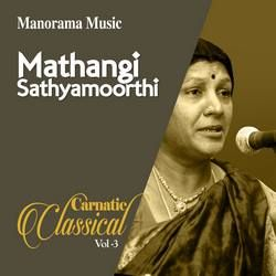 Mathangi Classical - Vol 3 songs