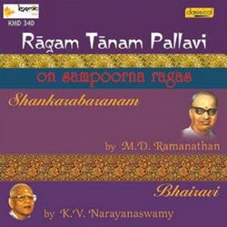 Ragam Tanam Pallavi On Sampoorna Ragas songs