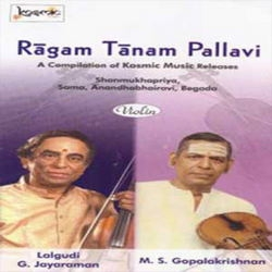 Ragam Tanam Pallavi - Vol 1 songs