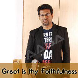 Great Is Thy Faithfulness (Instrumental)