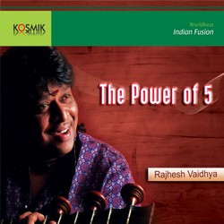 Listen to Gowrimanohari Raga Gowri Manohari Tala Adi songs from The Power Of 5