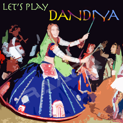 Listen to Jamyo Re Jamyo Re songs from Let's Play Dandiya