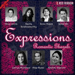 Listen to Tere Lab Ko songs from Expressions - Romantic Ghazals