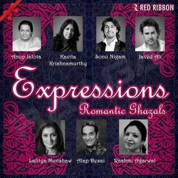 Listen to Hasrat Bhari Nazar songs from Expressions - Romantic Ghazals