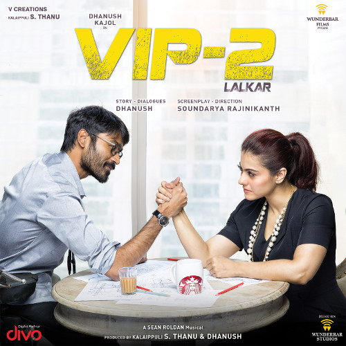 Listen to Vasundhara - The Empress Arrives songs from VIP - 2 Lalkar