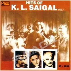 Hits Of KL. Saigal - Vol 1