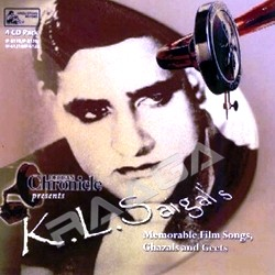 KL. Saigals Memorable Film Songs Ghazals And Geets (Vol 4)