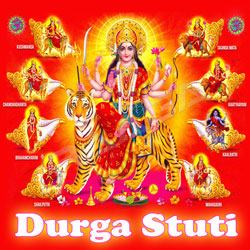 Listen to Om Jai Santoshi Mata songs from Durga Stuti