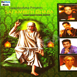 Listen to Sai Charan Mein songs from Sai Amrith Dhara