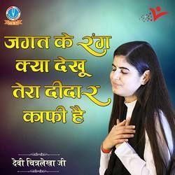 Jagat Ke Rang Kya Dekhu Tera Didaar Kafi Hai songs