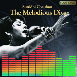 Listen to Kaular Se Pakda songs from Sunidhi Chauhan - The Melodious Diva