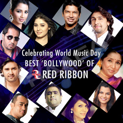 Listen to Aise Nahi Jiya Lage songs from Celebrating World Music Day - Best Bollywood Of Red Ribbon