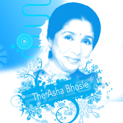 The Asha Bhosle