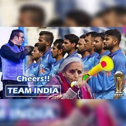 Cheers Team India songs