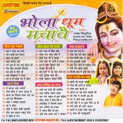 Bhole Baba Ki Sagayi songs