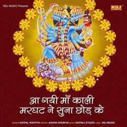 Aa Gayi Maa Kali Marghat Ne Suna Chod Ke songs