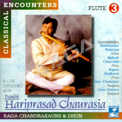 Classical Encounters - Pt.Hariprasad Chaurasia (Vol 3) songs