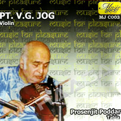Listen to Raag-Brindabani Sarang songs from Pt.V.G.Jog-Violin