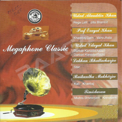 Listen to Darbari Kanada Aalap And Gath songs from Megaphone Classic