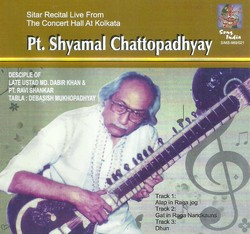 Listen to Gat In Raga Nandkauns songs from Sitar Recital-Pt. Shyamal Chattopadhyay