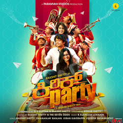 Listen to Kaagadada Doniyalli songs from Kirik Party