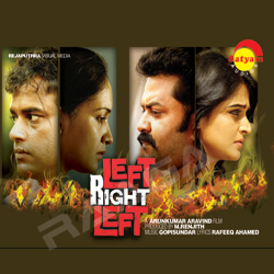 Listen to Aa Nadhiyoram songs from Left Right Left