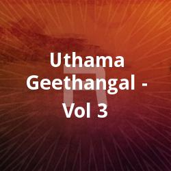 Listen to Parudheesa songs from Uthamageethangal - Vol 3