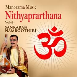 Listen to Shadananam Chandana songs from Nithyaprathana - Vol 2