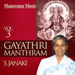 Gayathri Manthram - Vol 3 songs