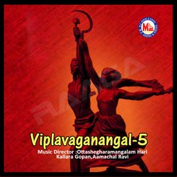 Listen to Smrithi Mandapa Man Tharayil songs from Viplavaganangal - Vol 5