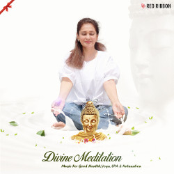 Divine Meditation - Music For Good Health, Yoga, SPA & Relaxation songs