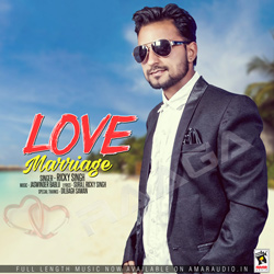 Listen to Teri Yaad songs from Love Marriage